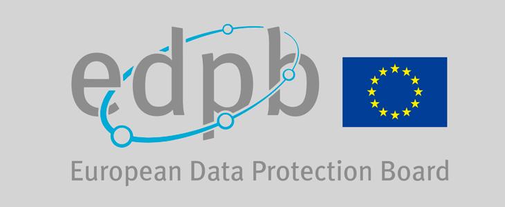 comité europeo de protección de datos