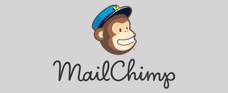 protección de datos usando mailchimp